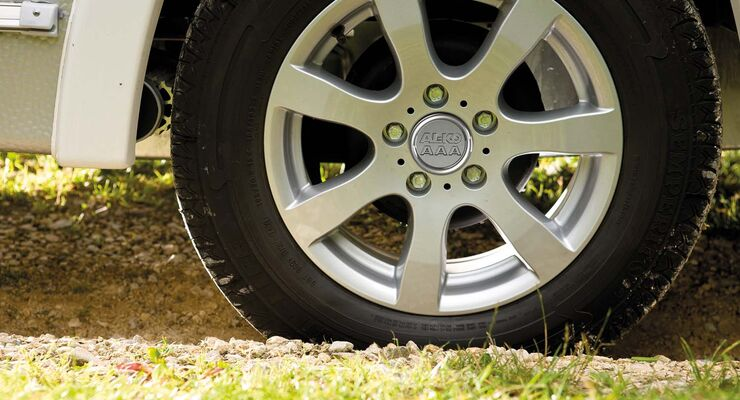 Alko AAA Premium Brake Caravanrad