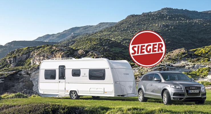 Beste Caravans ab 20.000