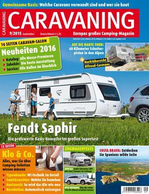 CARAVANING 09/2015