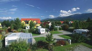 CARAVANING Campingplatz 50plus Campingpark Fischen Steiermark
