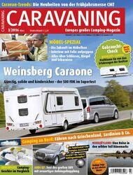 CARAVANING Cover März 2016