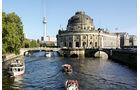 Camping: Reise Berlin