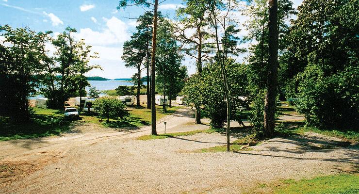 Campingplatz Ormnäs Camping