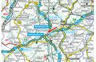 Campingplatz-Tipp: Deutschland, Seepark, Karte