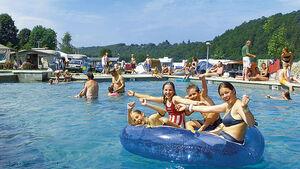 Campingplatz-Tipps: Italien