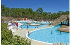 Campingplatz des Monats, CAR 05/2012 - Les Grands Pins, Pool