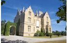 Campingplatz des Monats, CAR 05/2012 - Les Grands Pins, Schloss