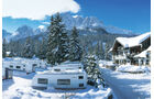 Caravanpark Sexten in Südtirol