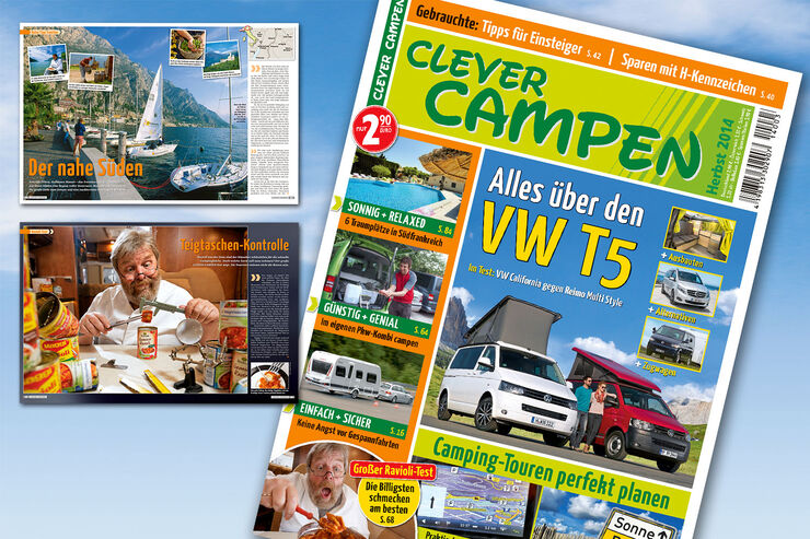 Clever Campen 03/2014