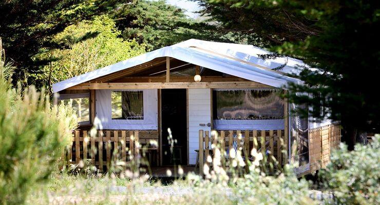 """Der französische Campingplatz """"Camping du Midi"""" ist mit vier Sternen ausgezeichnet worden."""
