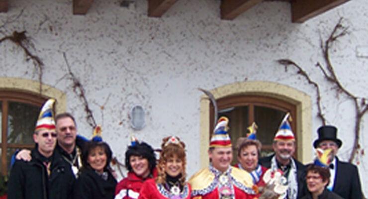 Gäste fasching verein Arterhof Wohnmobil Reisemobil Caravan Wohnanhänger