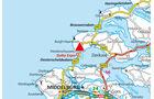 Karte Region Zeeland