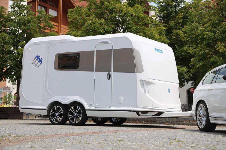 knaus deseo 2018 ein exklusiver blick auf neuen caravan. Black Bedroom Furniture Sets. Home Design Ideas