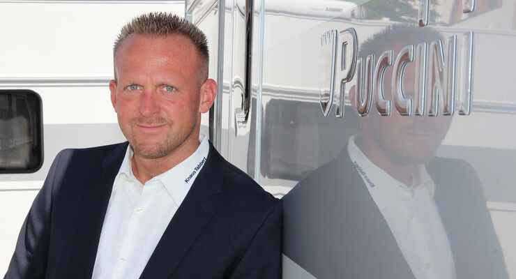 Mirko Weißenborn Produktmanager Tabbert