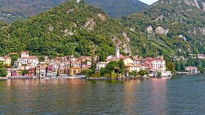 Mobil-Tour: Oberitalienische Seen