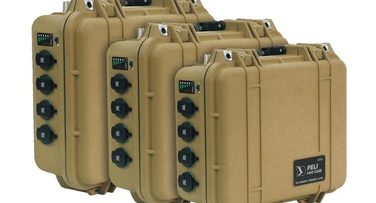 Movera hat die Preise seiner drei Power Case-Varianten für die mobile Stromversorgung deutlich gesenkt