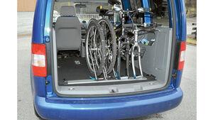 Neues Zubehör: Räder Träger