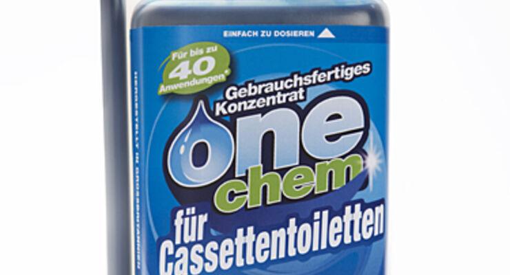 One-chem, toilette, chemie, Reisemobil, wohnmobil, caravan, wohnwagen