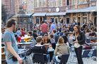 Oude Markt in Leuven
