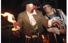 Pullman City an Halloween