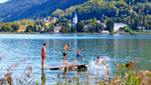 Reise: Ossiacher See