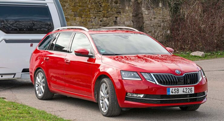 skoda octavia combi style kr ftiger turbo benziner caravaning. Black Bedroom Furniture Sets. Home Design Ideas