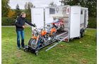 Sportcaravan SP 5000 Plus Rampe