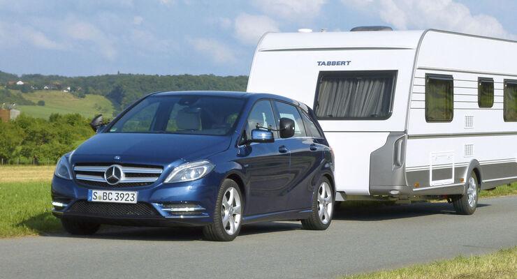 Test: Mercedes-Benz B 200 CDI