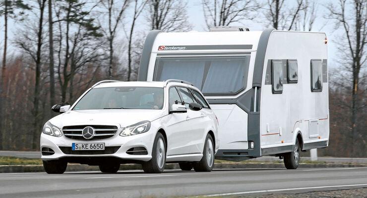 Test: Mercedes E-Klasse