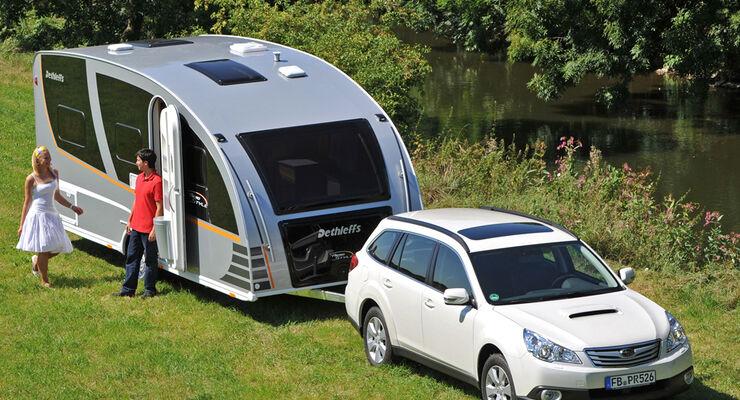 Veranstaltungsorte und Termine der Subaru Freizeitkarawane