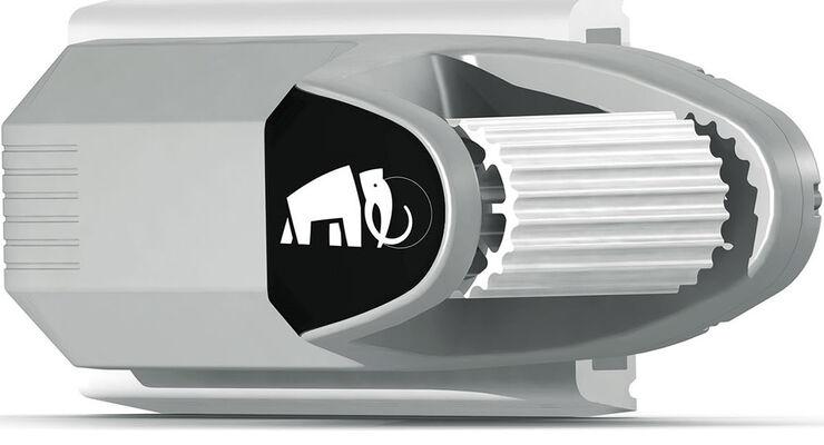 Wohnwagen Alko Caravan Rangiersystem Mammut