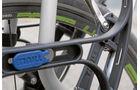 Zubehör: Fahrradgepäckträger, Schnellverschluss
