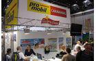 promobil-Stand Caravan Salon 2014