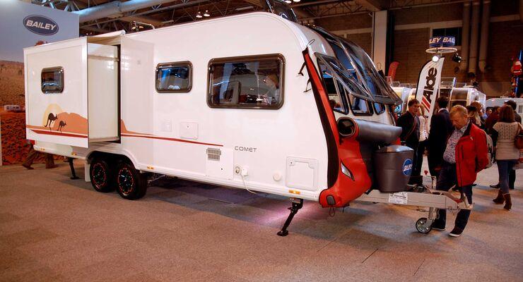 Baileys Caravan Slide-Out
