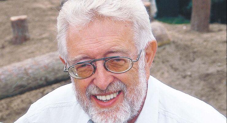 Bernd Müller vom Gitzenweiler Hof