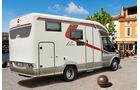 Bürstner Buerstner Reisemobile Caravans Wohnmobile Wohnwagen Belcanto Viseo Prismo City Car Premio