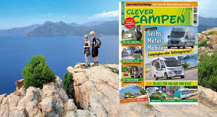 CLEVER CAMPEN Ausgabe 2/2016