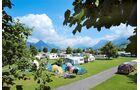 Campen in der Schweiz