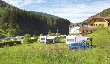 Camping Knigge