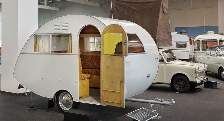 Camping-Kulturgeschichte der DDR im Hymer Museum