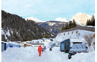 Camping Vidor in Trentino
