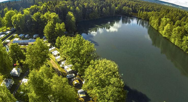 Hammersee Camping