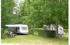 Camping du Serein, Chablis