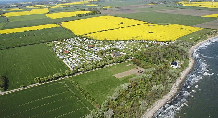 Campingplätze Schleswig-Holstein