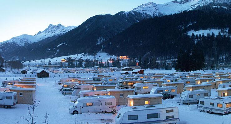 Campingplatz Arlberg