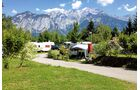 Campingplatz im Zillertal