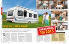 Caravaning 10/2013 Fendt Bianco 515 SG