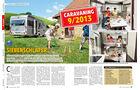 Caravaning 9/2013 Bürstner Averso Plus
