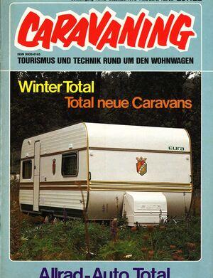 Caravaning Heftcover 1978-12