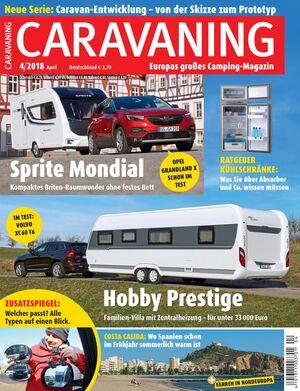 Caravaning Hefttitel 04/2019